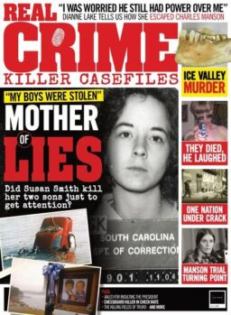 Real Crime – August 2021