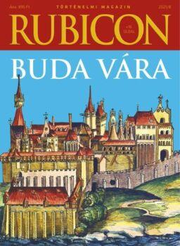 Rubicon Tortenelmi Magazin – augusztus 2021