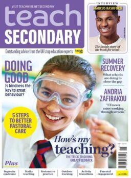 Teach Secondary – Volume 10 N 5 – June-July 2021