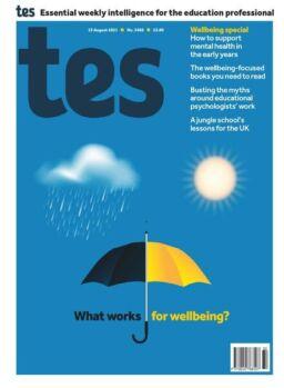 TES Magazine – 13 August 2021