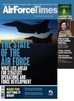 Air Force Times – 06 September 2021