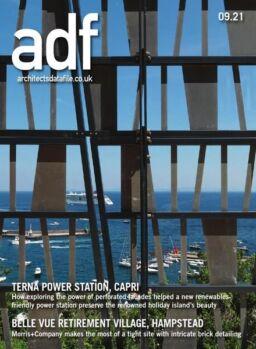 Architects Datafile ADF – September 2021