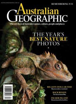 Australian Geographic – September-October 2021