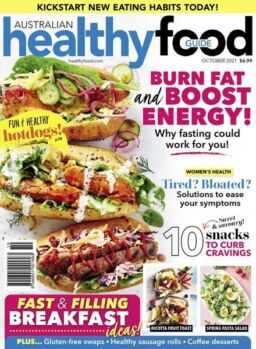 Australian Healthy Food Guide – October 2021