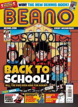 Beano – 4 September 2021
