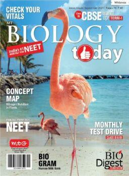 Biology Today – September 2021