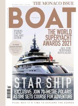 Boat International – October 2021