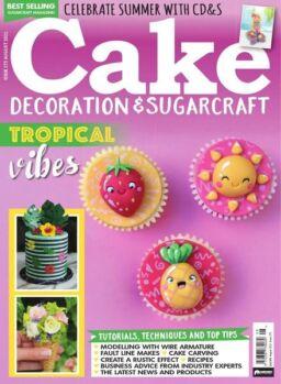 Cake Decoration & Sugarcraft – August 2021