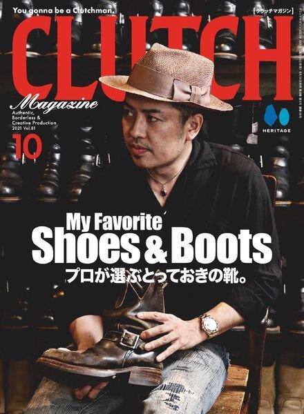 CLUTCH Magazine – 2021-08-01 Cover