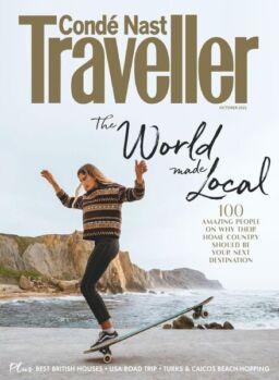 Conde Nast Traveller UK – October 2021