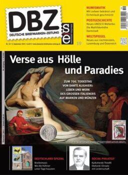 Deutsche Briefmarken-Zeitung – 03 September 2021