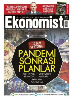 Ekonomist – 05 Eylul 2021