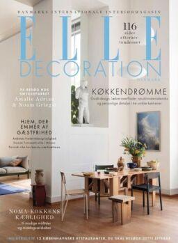 Elle Decoration Denmark – august 2021