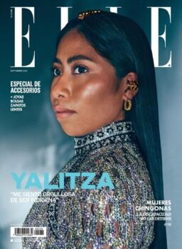 Elle Mexico – septiembre 2021