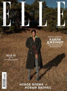 Elle Russia – September 2021