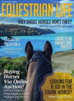 Equestrian Life – Issue 301 – July-August 2021