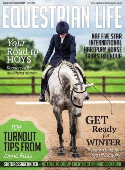 Equestrian Life – Issue 302 – September-October 2021