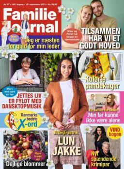 Familie Journal – 13 september 2021