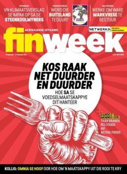 Finweek Afrikaans Edition – September 10, 2021