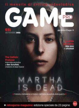 Game Pro – settembre 2021