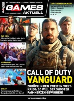 Games Aktuell – Oktober 2021