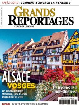 Grands Reportages – Septembre 2021