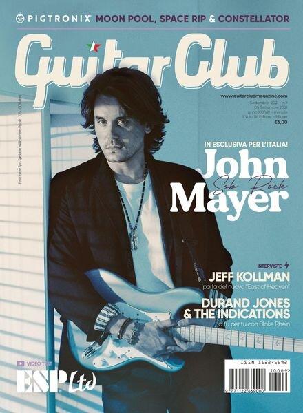 Guitar Club Magazine – settembre 2021 Cover