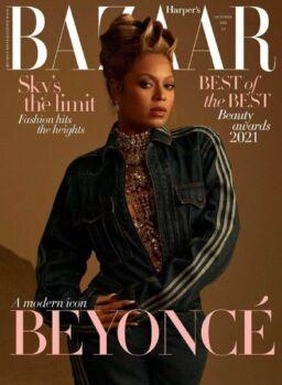 Harper's Bazaar UK – October 2021