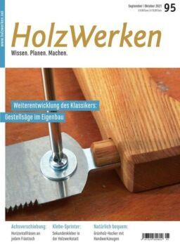 HolzWerken – September-Oktober 2021
