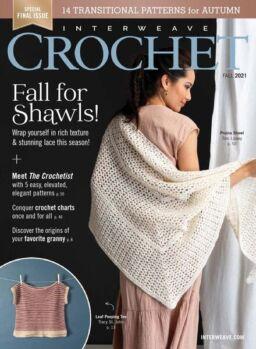 Interweave Crochet – August 2021