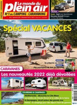 Le Monde du Plein-Air – Aout-Septembre 2021