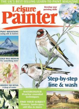 Leisure Painter – October 2021