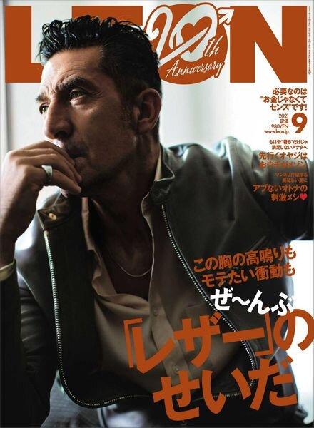 LEON – 2021-07-01 Cover