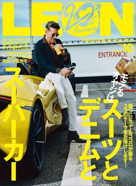 LEON – 2021-08-01 Cover