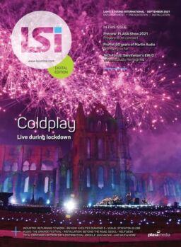 Light & Sound International – September 2021