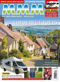 MMM – The Motorhomers' Magazine – September 2021