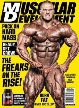 Muscular Development – August 2021