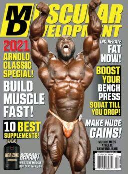Muscular Development – September 2021