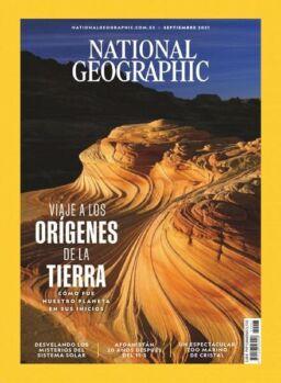 National Geographic Espana – septiembre 2021