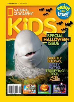 National Geographic Kids USA – October 2021