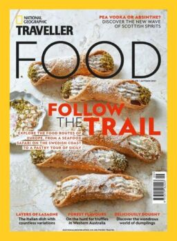 National Geographic Traveller Food – August 2021