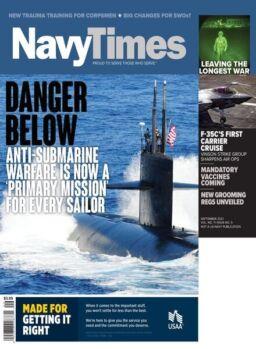 Navy Times – September 2021