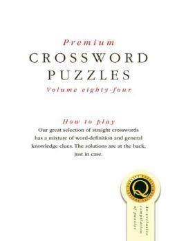 Premium Crosswords – August 2021