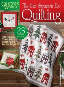 Quilter's World Special Edition – August 2021