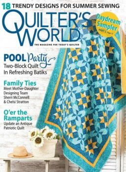 Quilter's World – Summer 2021