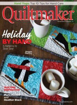 Quiltmaker – November 2021