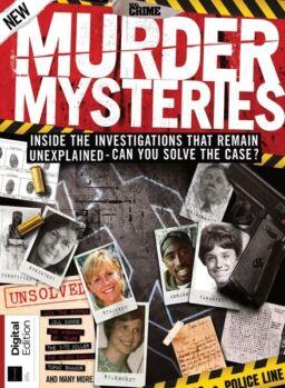 Real Crime – Murder Mysteries – September 2021