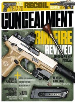 RECOIL Presents Concealment – August 2021