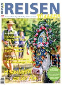 REISEN-Magazin – September 2021