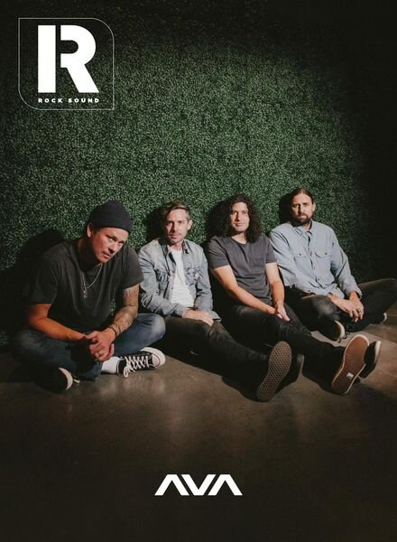 Rock Sound Magazine – Issue 282 – October 2021 Cover
